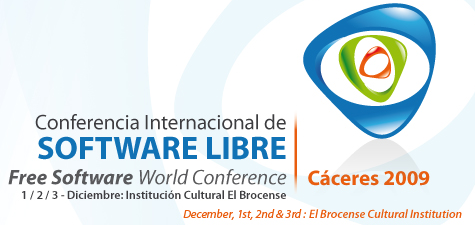 conferencia-internacional-de-software-libre-2009